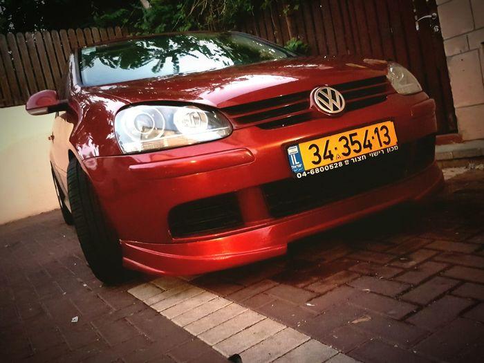My VW MK5 😍 First Eyeem Photo Volkswagen Golf Volkswagen Mk5r32 Mk5