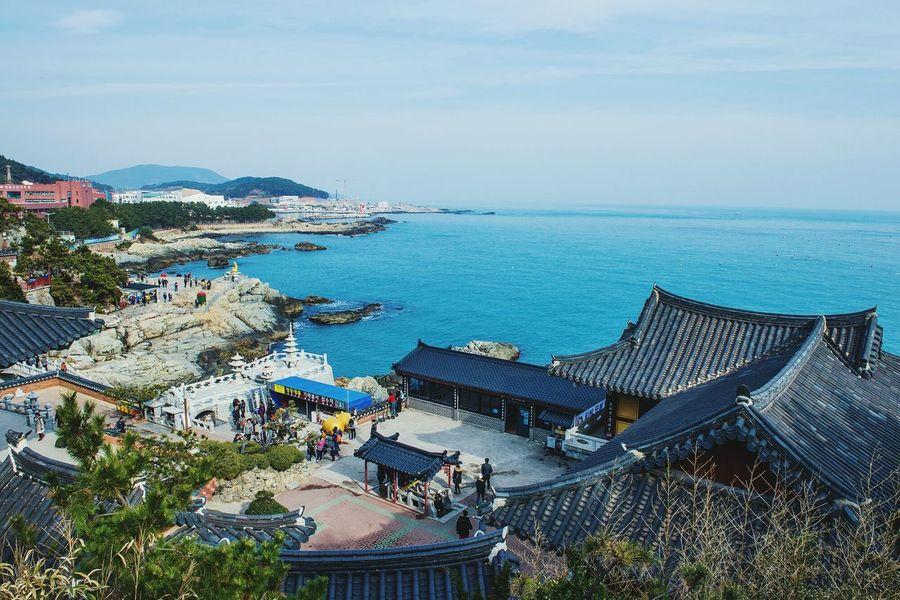 In Busan