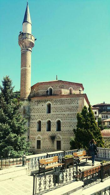 Ottoman Blackseries Mosque Old Town Religious  Safranbolu Islamic Architecture Religious Architecture