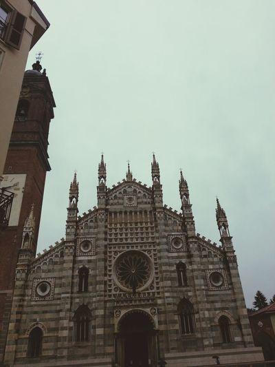 Duomo Di Monza Cheese!