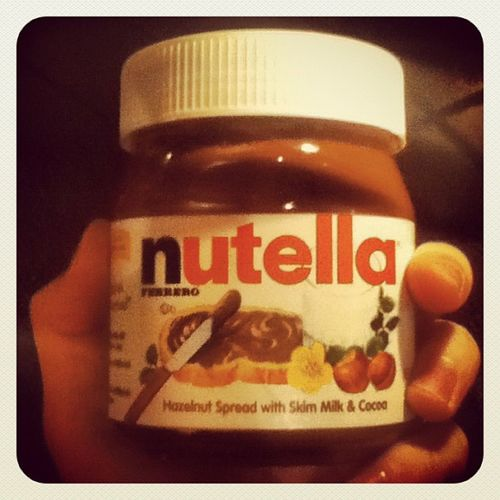 This will be the death of me... Nutella Freakingdelicious