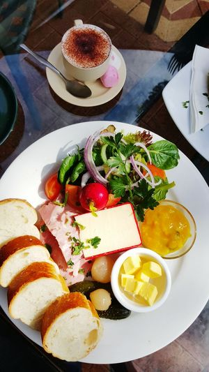 Countryside Breakfast York Australia Ploughmans
