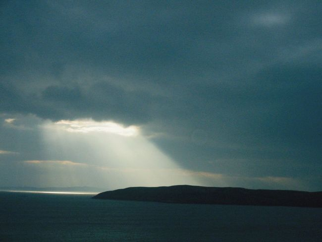 Summer Isles, Assynt Sky Tranquility Sea Beauty In Nature