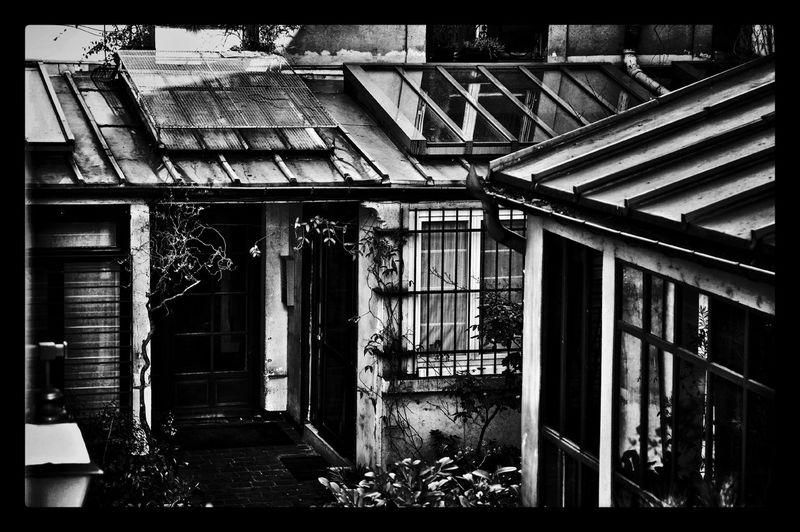 Monochrome Paris Streetphoto_bw Unseen_places