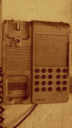 The person you are calling is temporarily not availible No People Indoors  Lost Place Abandoned Old Telephone Communication Lost Places Lostplace Lostplaces Close Up Vintage Vintage Look