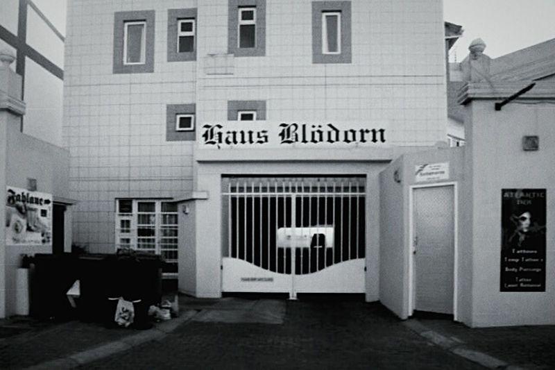 Haus Blödorn Afrika Monochrome