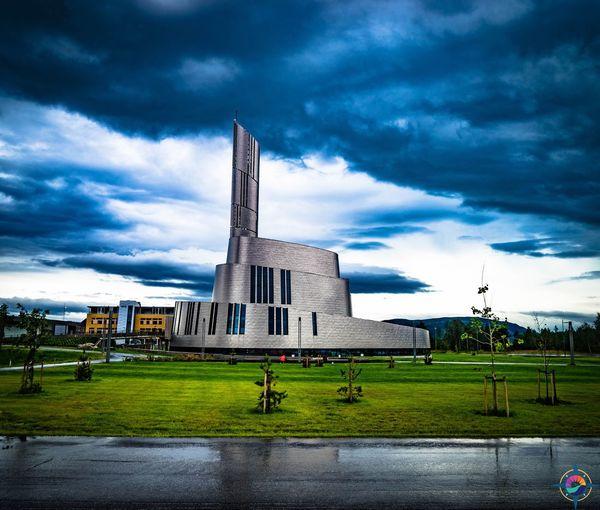 Alta Norge Norway Travelling Church Architecture Atheistloveschurch Atheistphotographschurch