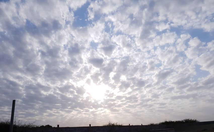 cloud Dramatic