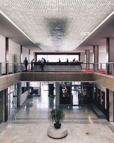 ::: Svarovski Ceiling Lobby Hotel Ceilings Interior Design Belgrade Serbia