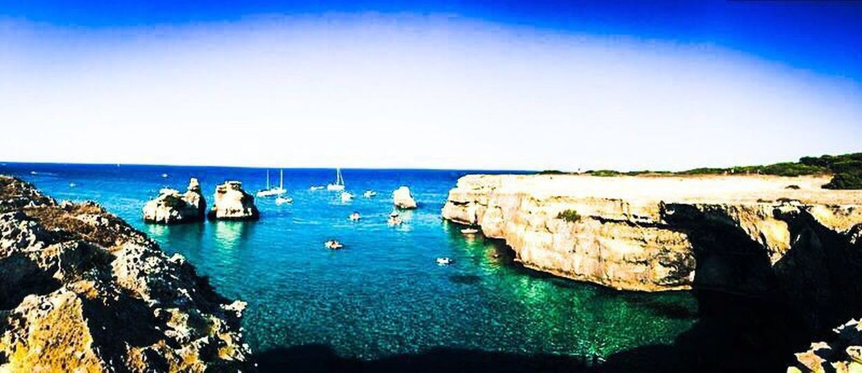 Summertime sadness... Salento Torre dell'orso, Puglia, Italy Artphotography The Explorer - 2014 EyeEm Awards Life Is A Beach Landscape