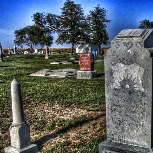 SPRING CREEK CEMETERY RUSKIN, NEBRASKA LET'S DANCE IN THE GRAVEYARDS When I die I don't want to rest in peace I want to dance in joy I want to dance in the graveyards, the graveyards And while I'm alive I don't want to be alone Mourning the ones who came before I want to dance with them some more Let's dance in the graveyards Gloria, like some other name we kept on calling ya and waiting for change But I belong to all of your mysteries And all of us, we're meant for the fire, but we keep rising up and walking the wires So when we go below don't lose us in mourning 'Cause when I die I don't want to rest in peace I want to dance in joy I want to dance in the graveyards, the graveyards And while I'm alive I don't want to be alone Mourning the ones who came before I want to dance with them some more Let's dance in the graveyards Oh my love, don't cry when I'm gone I will lift you up, the air in your lungs And when you reach for me, we'll dance in the darkness And we will walk beyond Our daughters and sons, they will carry on Like when we were young, and we will stand beside and breathe in their new life 'Cause when I die I don't want to rest in peace I want to dance in joy I want to dance in the graveyards, the graveyards And while I'm alive I don't want to be alone Mourning the ones who came before I want to dance with them some more Let's dance in the graveyards Delta Rae Instatune Instatune_halloween Trb_gyd_headstones Graveyard_dead