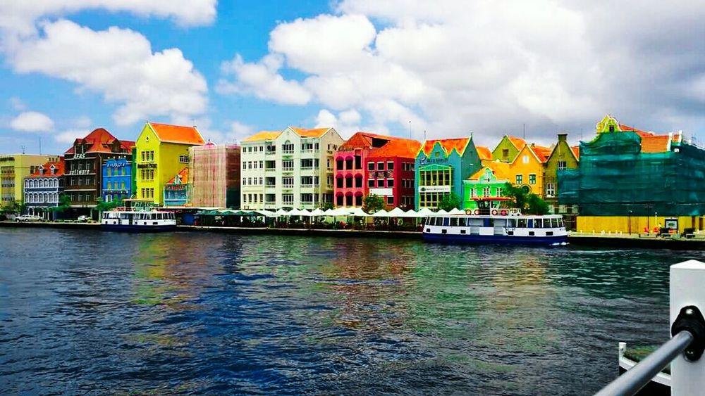 Curacao (willemstad) Floating Bridge