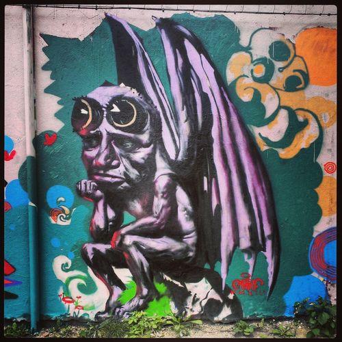 Streetphotography Streetart Montreuil