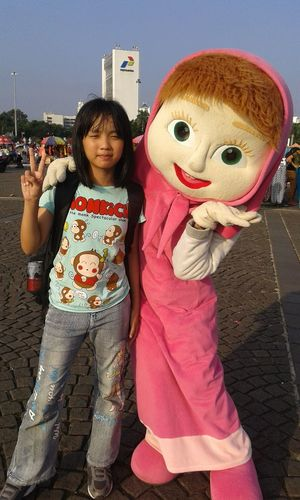 That's Me in monas