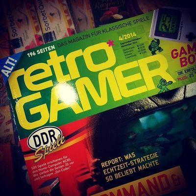 Was es alles so gibt ?! Retro Gamer Magazine