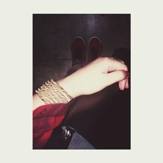 • Classe? • Sneackers Jordan Red Fashion First Eyeem Photo