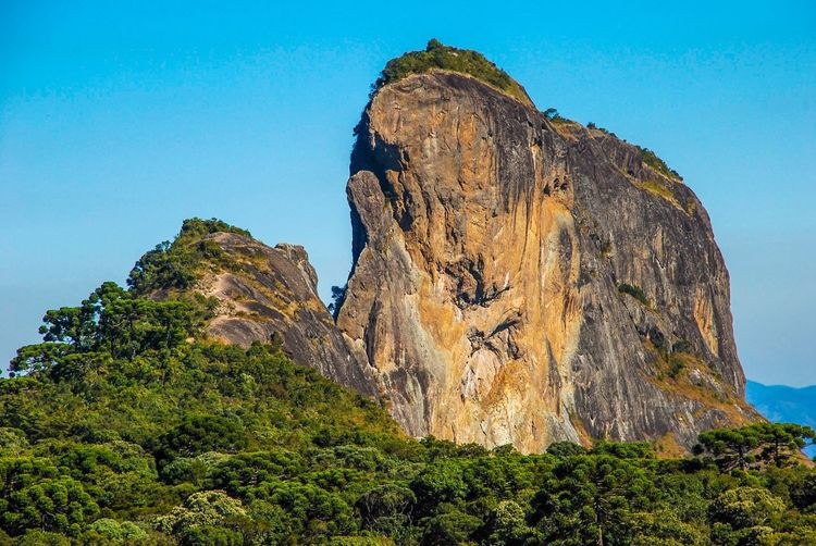 Pedra Do Baú Camposdojordao Saopaulo Rock Formation Stone Climbing Nature EyeEm Nature Lover