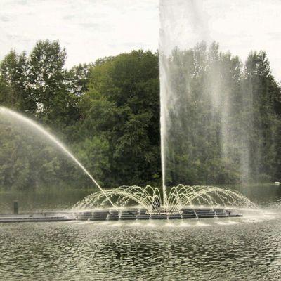 Musical/Light/River Fountain Roshen in Vinnitsa Vnua Instaly igspiration igukraine instagood fountain river