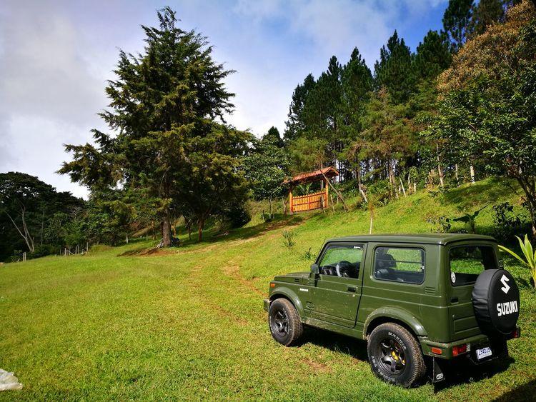 My Year My View Outdoors Nature Suzuki Samurai Nofilter Costa Rica