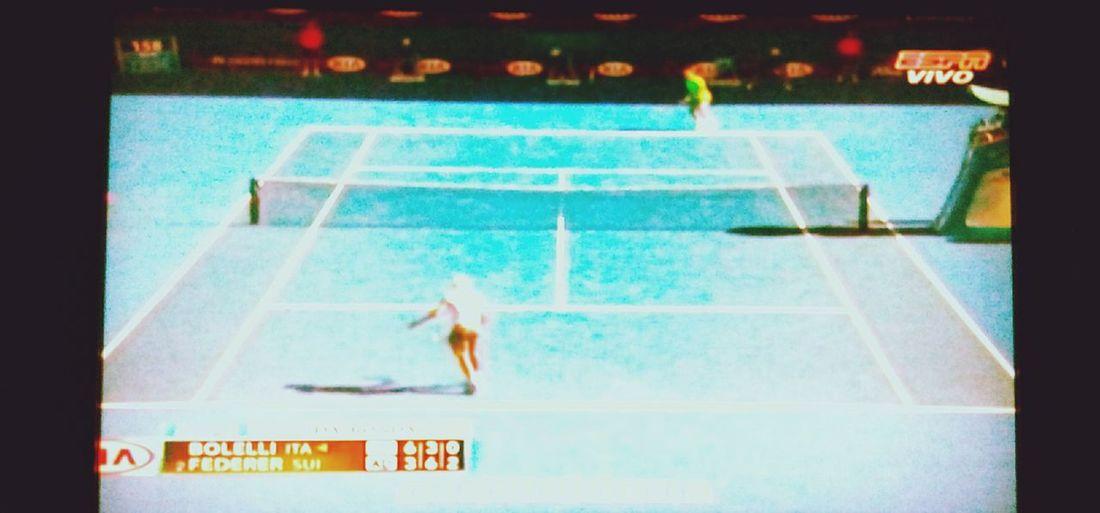 ? Tenis Sport Tv Federer Bolelli