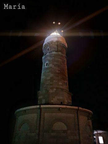 El faro HUAWEI Photo Award: After Dark Lighthouse
