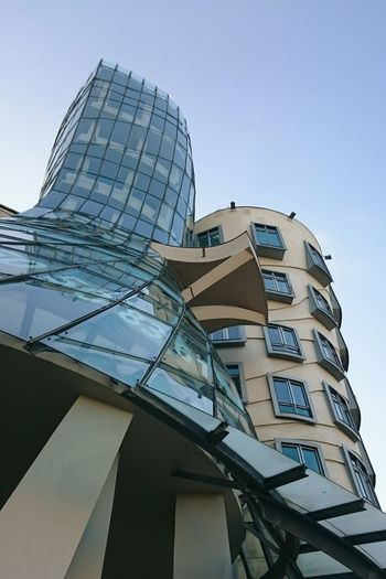 Prague Czech Republic Frank Gehry Architecture Dancing House Holiday Sony Xperia Z3 Visiting Prague EyeEm