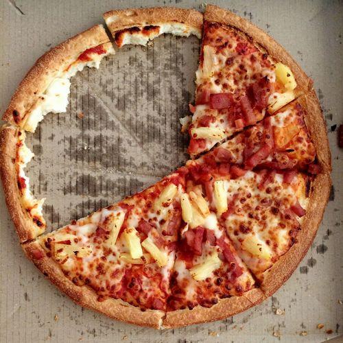 Food Pizza Pizza Time Hawaiian Foodporn