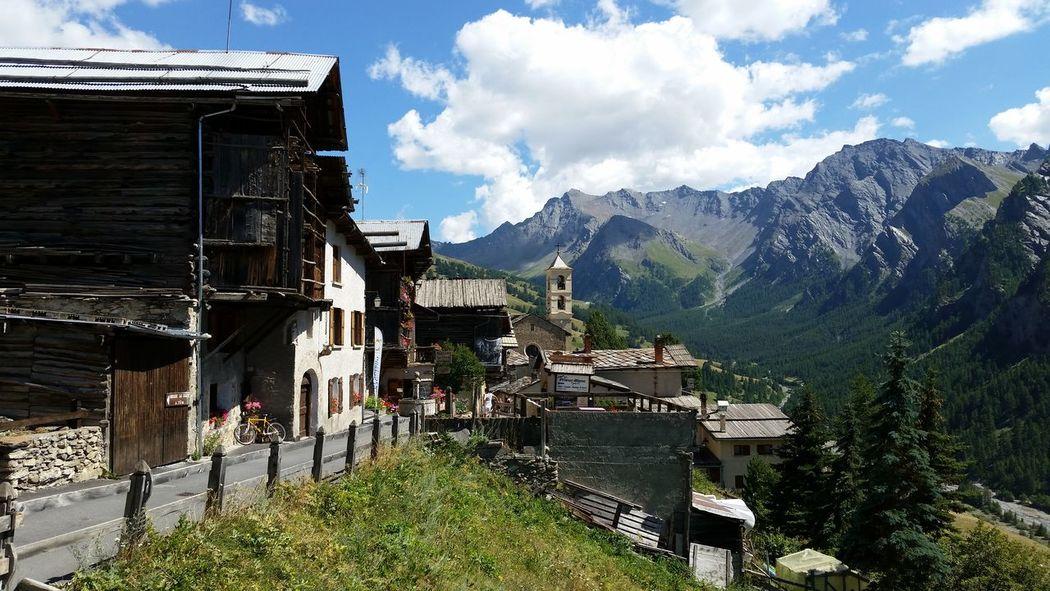 Village View Mountains Queyras
