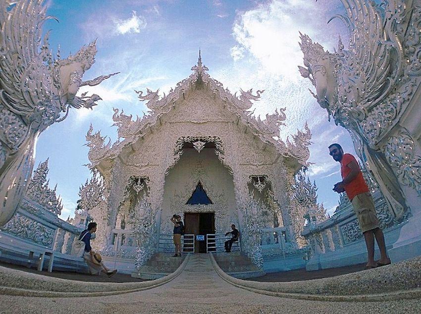 Chiang Mai   Thailand Religion Spirituality Travel Destinations Chiangrai White Temple Travel Photography EyeEmNewHere The Week On EyeEm