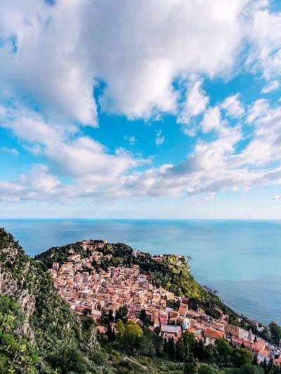 Taormina from