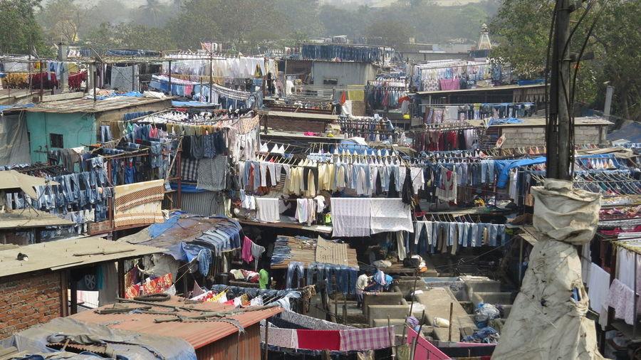 Dhobi Ghat, Mumbai Mahalaxmi Dhobi Ghat Washing Clothes ... Bombay Laverie