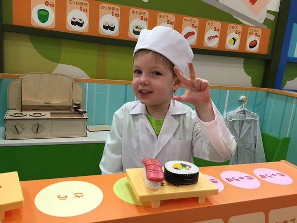 Japan Sushi Son Sushi Chef おすし お寿司 すし