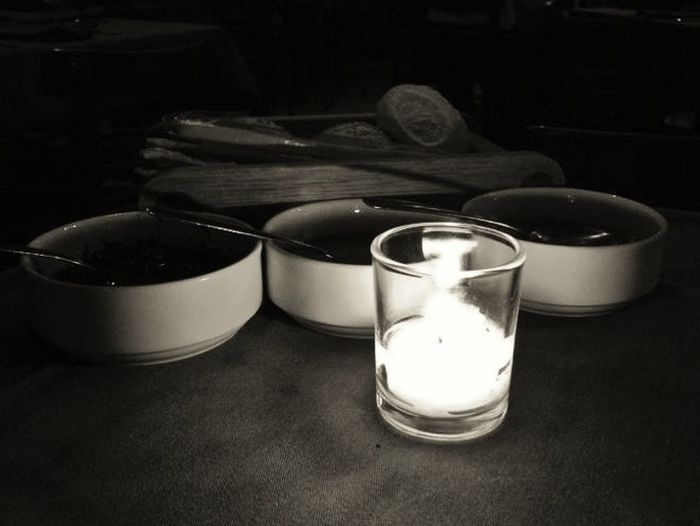 Candle Light Blackandwhite Shootermag AMPt_community Turn Your Lights Down Low