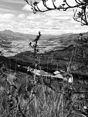 Nature Outdoors No People Beauty In Nature Mountain Sky Day Quito Quito Ecuador Teleferico Teleferico De Quito Blanco Y Negro Black And White Bw Blackandwhite Huawei GR5 Nature Photography Naturaleza