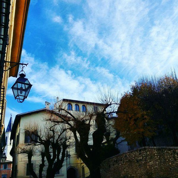 Spoleto-Umbria <3 Spoleto Visitspoleto Sfumature per un Inverno di colori Italy