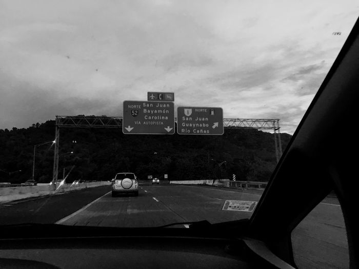 Black & White EyemPuertoRico Journey Home Different Perspective