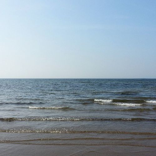 sea collecting // the Firth of Clyde leading to the Irish Sea // Theseacollector
