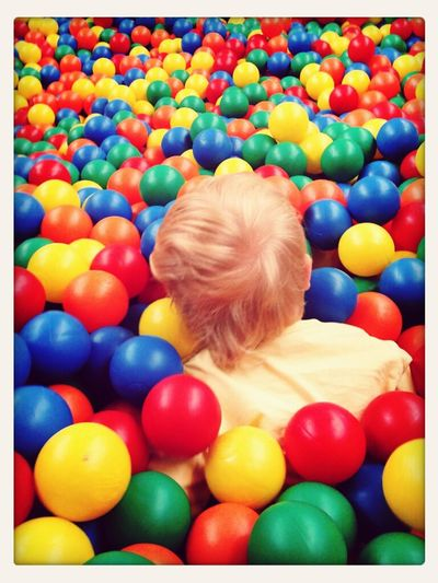 Eyes on the ball! Sitting Here Thinking It Through... Hide And Seek Everyday Escapism Pantone Colors By GIZMON Me And My Kid Leoslekland