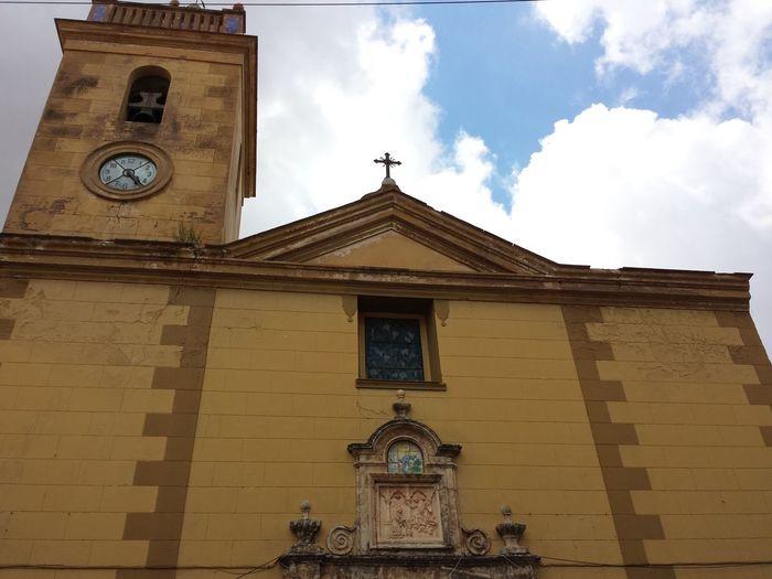 Relaxing Iglesia Nuestra Señora De La Encarnación Naquera Valencia, Spain