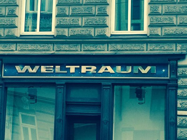Weltraum Built Structure Architecture Text Building Exterior Communication No People Western Script #urbanana: The Urban Playground