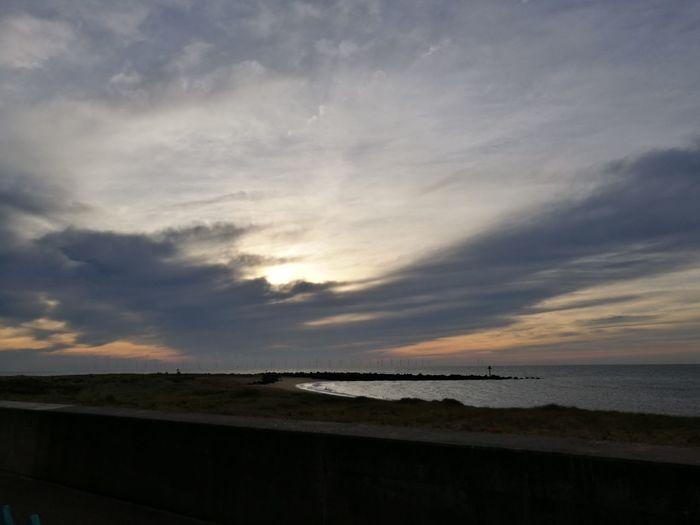 Sky Porn Cloud - Sky Beach Outdoors Sea