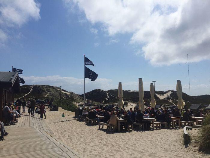 Schickimicki😜 Strand Sylt Sansibar Nordsee Germany Tadaa Community EyeEm Deutschland Daswasichsehe😊