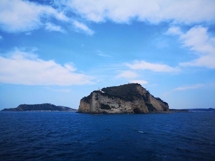 island Sea Sky
