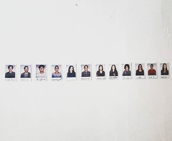 friends only. our wall game going strong. Walloffame Mypolaroids Yessjustjess Polaroids