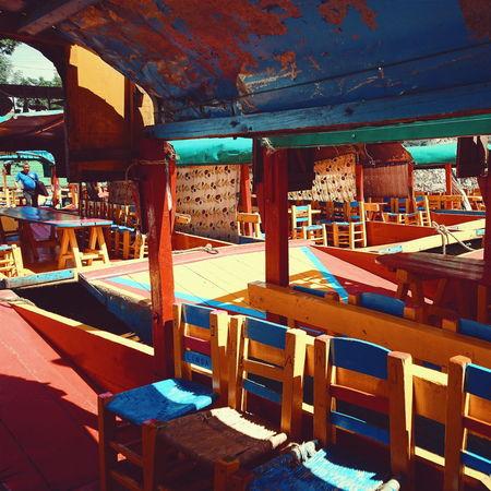 Xochimilco Mexico Colour Of Life