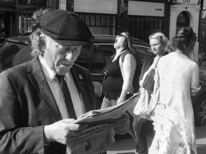 The scream The Street Photographer - 2016 EyeEm Awards Streetphoto_bw Street Photography
