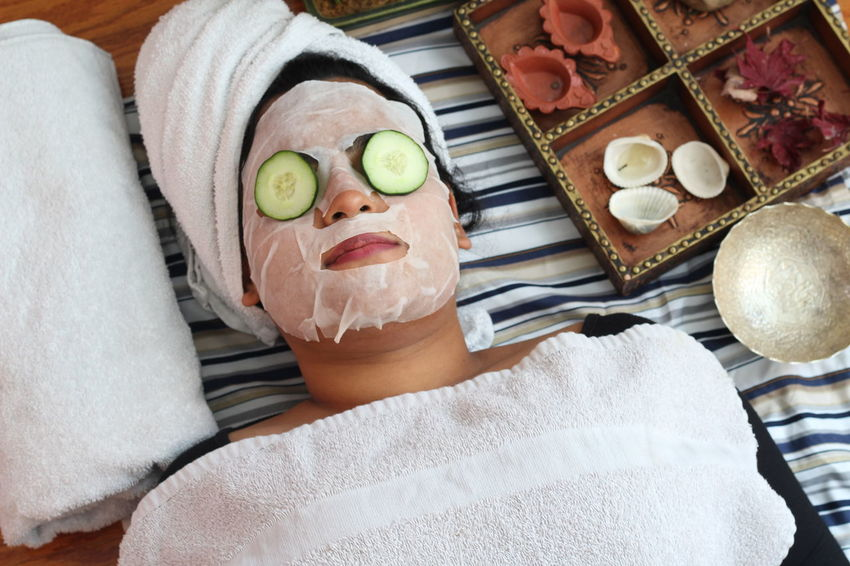skin care and relaxing using face sheet mask and doing spa and nourishing skin by beauty care products Beauty Redefined Care Korea Korean Masks Relaxing Sheet Mask Woman Beauty Beauty Care Face Face Sheet Face Sheet Mask Mask Masked Relax Relaxation Sheet Skin Skin Care Skin Care Result Skincare Skincare Product Skinretouching Spa This Is My Skin