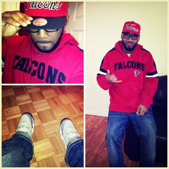 We still Team Falcons!!!