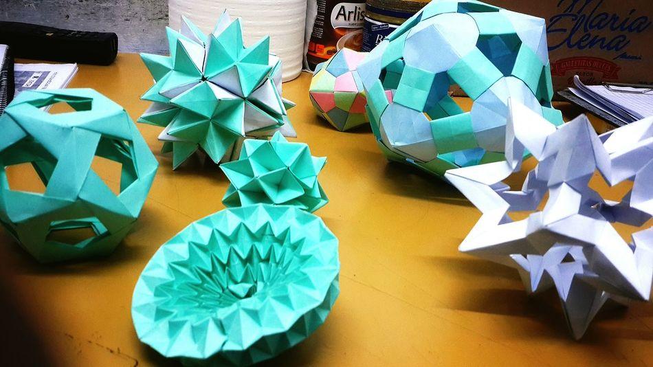 Origamiart Origami Origami Time Manualidades Origamicolors Paperart