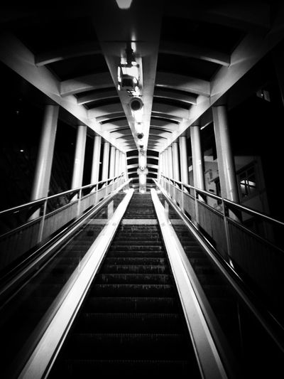 Architecture City HongKong Life Architecture Blackandwhite Built Structure Mobilephotography No People People Street Streetphotography The Way Forward Town
